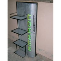 Books And Stationary Display Stand
