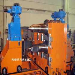 Robot For Roll Change