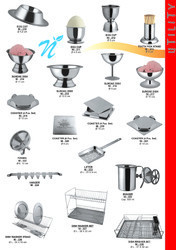 Stainless Steel Utility Products