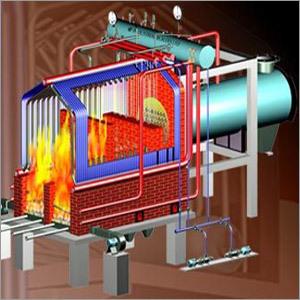 Fbc High Pressure Steam Boiler