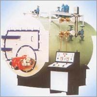 Oil Gas Ibr Steam Boiler