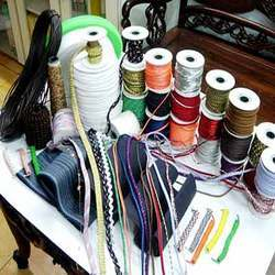 Hosiery And Garment Elastics Laces