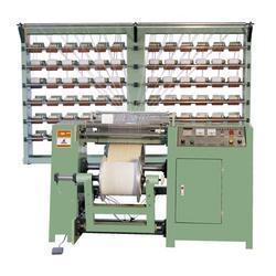 Latex Warping Machine