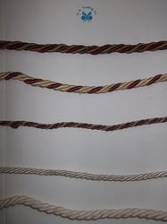 Twisted Rayon Cords
