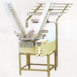 Yts S Automatic Double Spindles Weft Machine