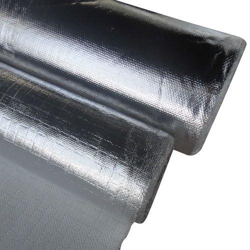 Aluminum Laminated Fiberglass Fabrics