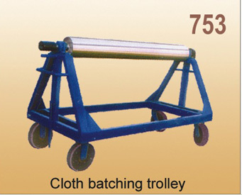 Cloth Batching Trolley