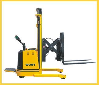 Hydraulic Electric Reach Stacker