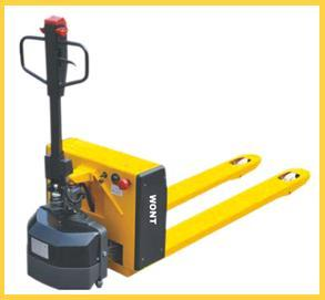 Hydraulic Semi Electric Pallet Truck