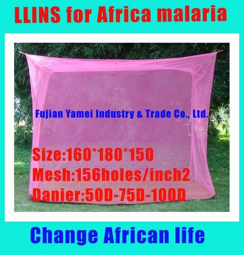 Medicate Treated Mosquito Nets