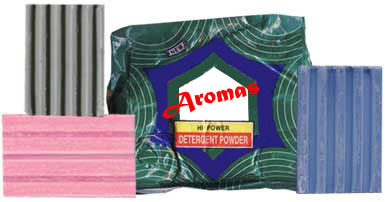 Perfumes For Detergent Cakes & Detergent Powders  in  Kalher