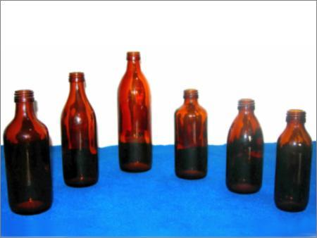Long Pharma Bottles