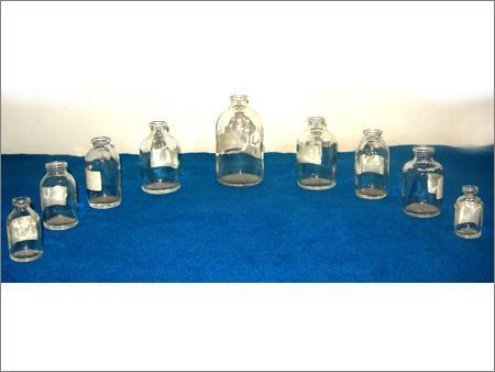 Small Pharmaceutical Bottles