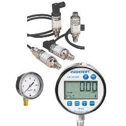 Calibration Service Of Pressure And Vacuum