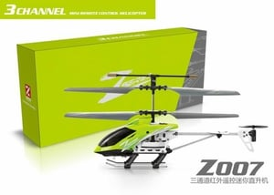 Alloy R/C Helicopter w/h Gyro