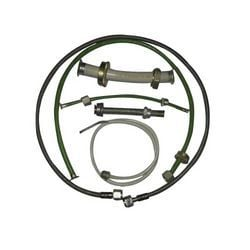Cable Shielding & Braiding Hoses For Aircrafts