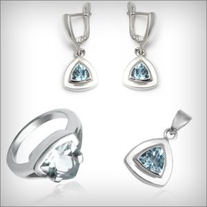 Designer Silver Jewelry