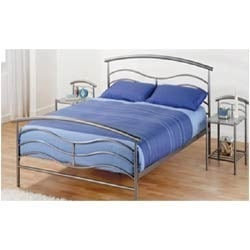 Double Bed (Wave)