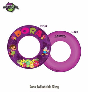 Dora Inflatable Ring
