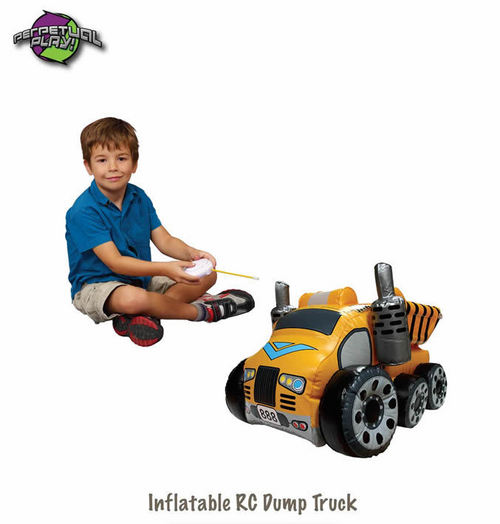 Inflatable Rc Dump Truck