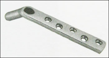 D.H.S. Barrel Plate Round Holes
