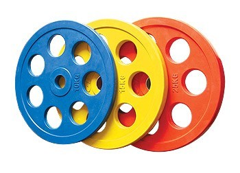 7 Holes Weight Plates