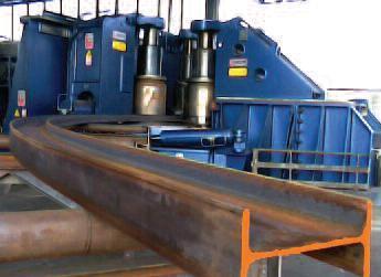 Angle Rolls Machine