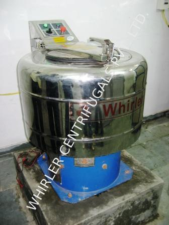Industrial Direct Drive Hydro Extractor