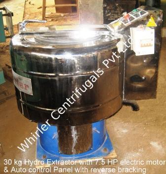 Laundry Hydro Extractor