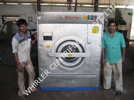 Laundry Sluice Machine