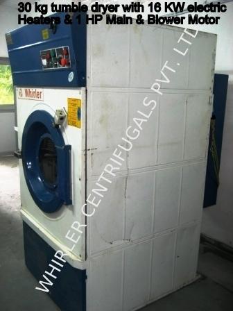 Laundry Tumbler Dryer