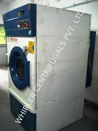 Park Drycleaning Machine