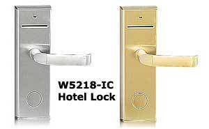Wic Series Contact Type Ic Smart Cards Based Lock