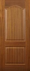 2 Panel Caspian Masonite Door