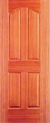 4 Panel Oceanic Masonite Door