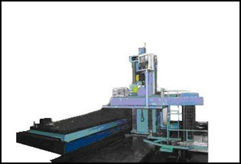 XY BTA Deep Hole Drilling Machine