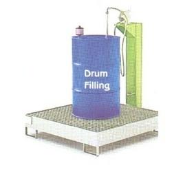 Drum Liquid Filling Machine