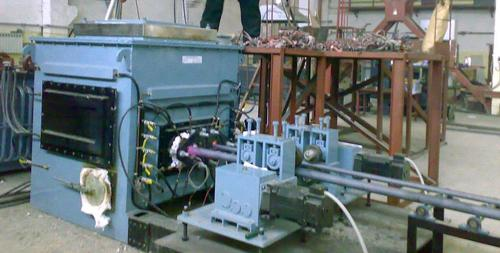 Horizontal Continuous Casting Machine (Vhc-150)