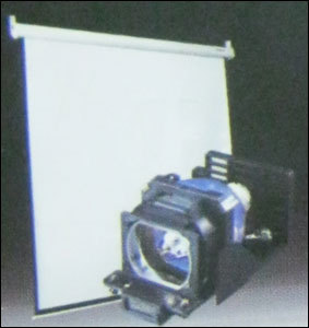 Projector Lamps & Screen