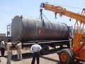 Rigid Frp Storage Tank