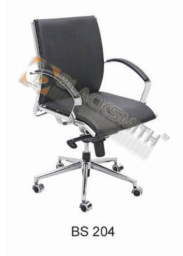 Slim Series Medium Backrest Chairs in  Vikaspuri
