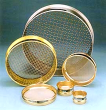 Coarse Test Sieves