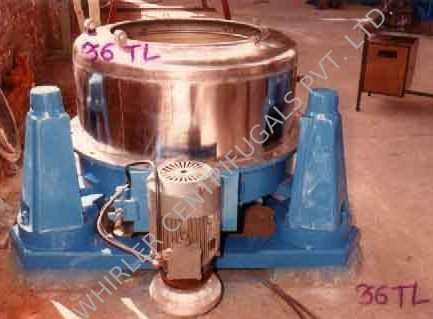 Three Point Suspended Centrifuges