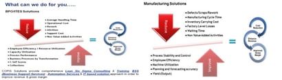 Lean Six Sigma Consulting Service