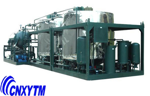 Sunflower Oil Refinery Equipment 1-200t/D
