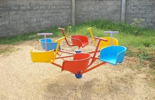 Merry-Go-Round 6 Seat (Frp Seat)