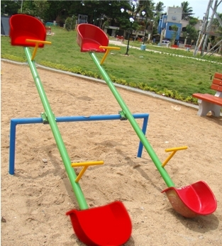 See Saw 4 Seater Frp