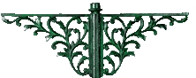Street Poles Decorative Brackets