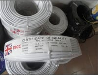 PVC Flexible Electrical Cable