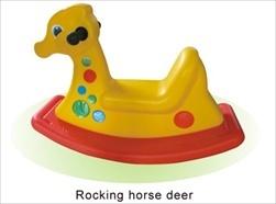 Rocking Deer (Double Colour)